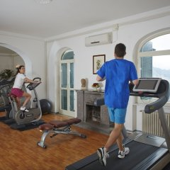Belmond Hotel Caruso Равелло фитнесс-зал