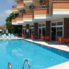 Kleopatra City Hotel бассейн фото 3