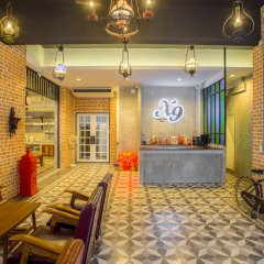 Отель X9Hostel Таиланд, Бангкок - отзывы, цены и фото номеров - забронировать отель X9Hostel онлайн интерьер отеля фото 2