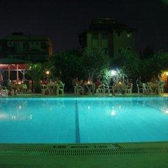 Отель Melis Otel Side бассейн фото 2