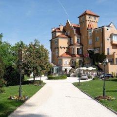Отель Schloss Monchstein Зальцбург фото 9