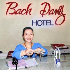 Отель Bach Dang Hoi An Hotel Вьетнам, Хойан - отзывы, цены и фото номеров - забронировать отель Bach Dang Hoi An Hotel онлайн фитнесс-зал