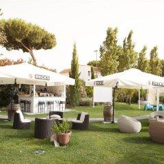 Отель Isola Sacra Rome Airport фото 12