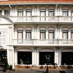 Отель Heritage Baan Silom Бангкок