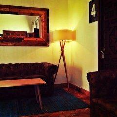 Frenteabastos Hostel & Suites интерьер отеля