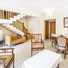 Отель GuestHouser 4 BHK Villa 6dcf Гоа комната для гостей фото 4