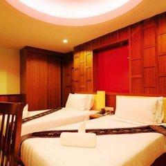 Отель Pratunam Pavilion Бангкок комната для гостей фото 5