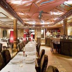 Hotel Mont-Blanc питание
