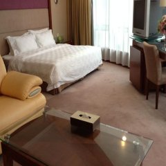 Отель New Times Шэньчжэнь комната для гостей фото 2