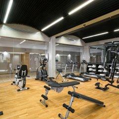 Отель Porto Palace Салоники фитнесс-зал фото 4