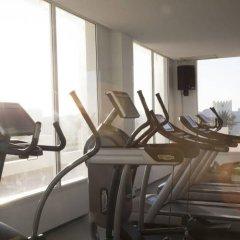 Отель Club Rimel Djerba Тунис, Мидун - отзывы, цены и фото номеров - забронировать отель Club Rimel Djerba онлайн фитнесс-зал фото 2