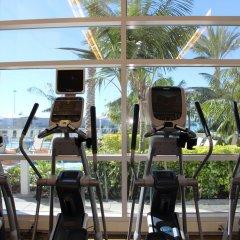 Отель Hilton San Diego Bayfront фитнесс-зал фото 3