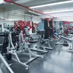 Отель Green Point YMCA фитнесс-зал фото 3