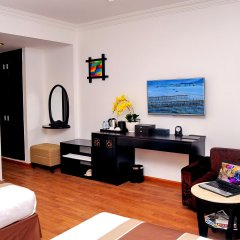 Отель The World Hotel Nha Trang Вьетнам, Нячанг - 4 отзыва об отеле, цены и фото номеров - забронировать отель The World Hotel Nha Trang онлайн комната для гостей фото 5