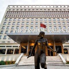 Metropol Palace, A Luxury Collection Hotel Белград приотельная территория