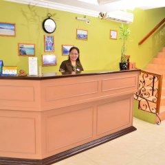 Отель El Portal Inn Филиппины, Тагбиларан - отзывы, цены и фото номеров - забронировать отель El Portal Inn онлайн интерьер отеля фото 2