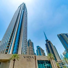 Отель Vida Residences Downtown Дубай