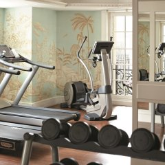 Shangri-La Hotel Paris Париж фитнесс-зал