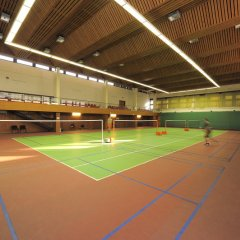 Отель OLSANKA Прага спортивное сооружение