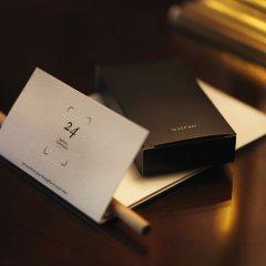 Отель 24 Royal Terrace Великобритания, Эдинбург - отзывы, цены и фото номеров - забронировать отель 24 Royal Terrace онлайн сейф в номере