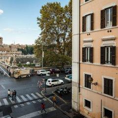 Апартаменты Impero Vaticano Navona Apartment балкон
