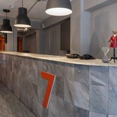 Отель 7Days Premium Паттайя интерьер отеля фото 3