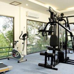 Отель Peach Hill Resort And Spa Пхукет фитнесс-зал