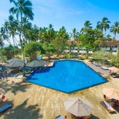 Отель Tangerine Beach Шри-Ланка, Калутара - 2 отзыва об отеле, цены и фото номеров - забронировать отель Tangerine Beach онлайн бассейн фото 2