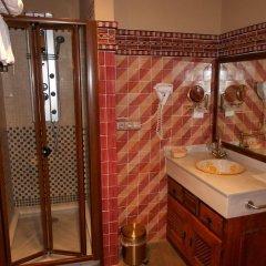 Отель Posada Del Toro ванная