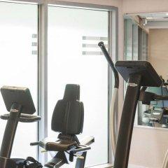 Отель NH Düsseldorf City фитнесс-зал фото 4