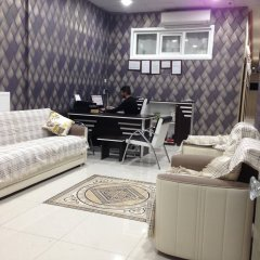 Diyar Hotel интерьер отеля