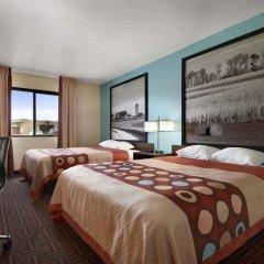 Отель Super 8 Effingham комната для гостей