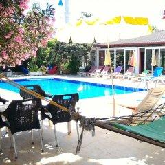 CC's Butik Hotel Турция, Олудениз - отзывы, цены и фото номеров - забронировать отель CC's Butik Hotel онлайн бассейн фото 2