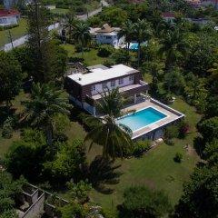 Отель Burlingame Villa Ямайка, Монтего-Бей - отзывы, цены и фото номеров - забронировать отель Burlingame Villa онлайн бассейн фото 2