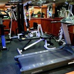 York International Hotel фитнесс-зал