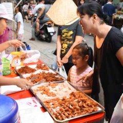 Yellow Mango Hostel Бангкок питание фото 3
