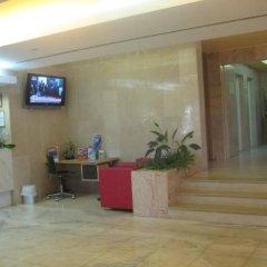 Отель Interpass Vau Hotel Apartamentos Португалия, Портимао - отзывы, цены и фото номеров - забронировать отель Interpass Vau Hotel Apartamentos онлайн интерьер отеля фото 3