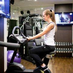 Гостиница Mercure Арбат Москва фитнесс-зал фото 4