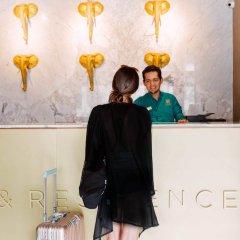 It Hotel & Residences By Sercotel интерьер отеля фото 2