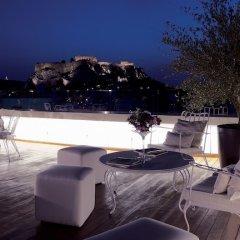 Отель New Hotel Греция, Афины - отзывы, цены и фото номеров - забронировать отель New Hotel онлайн бассейн фото 3