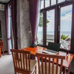 Отель Lanta Corner Resort комната для гостей фото 3