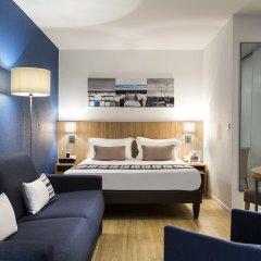 Отель Citadines Croisette Cannes комната для гостей фото 3
