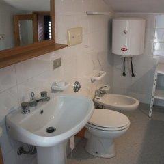 Отель Mansarda Caruso Ласкари ванная