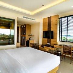 Отель Aqua Resort Phuket 4* Номер Делюкс с различными типами кроватей фото 2