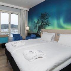 Отель Thon Hotel Nordlys Норвегия, Бодо - отзывы, цены и фото номеров - забронировать отель Thon Hotel Nordlys онлайн комната для гостей фото 5
