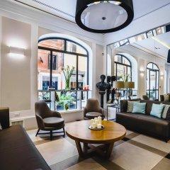 Hotel Smeraldo интерьер отеля