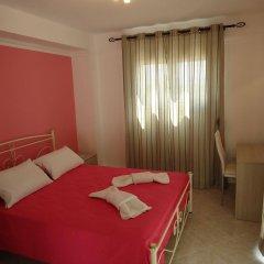 Апартаменты Crystal Blue Apartments Корфу комната для гостей фото 2