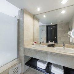 Отель Ocean Blue & Beach Resort - Все включено Доминикана, Пунта Кана - 8 отзывов об отеле, цены и фото номеров - забронировать отель Ocean Blue & Beach Resort - Все включено онлайн ванная фото 2