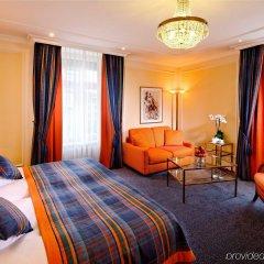 Отель Schweizerhof Zürich комната для гостей фото 4