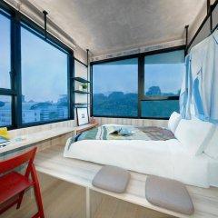 Отель lyf Funan Singapore by Ascott Сингапур балкон